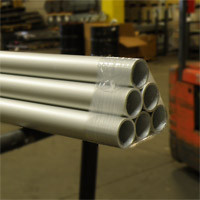 Size 8 - Bundle Aluminum Sch. 40 Pipe - 6 of 6', 1-1/2""