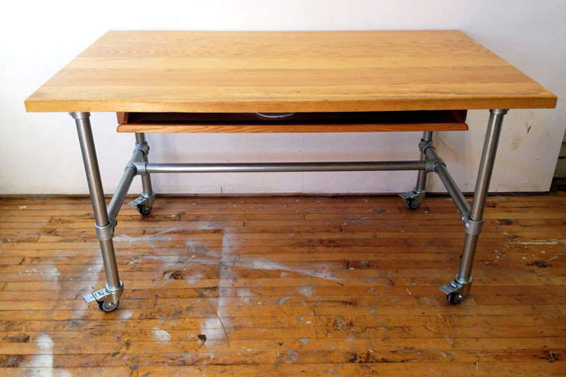11 DIY Workbench Ideas for Your Garage or Office