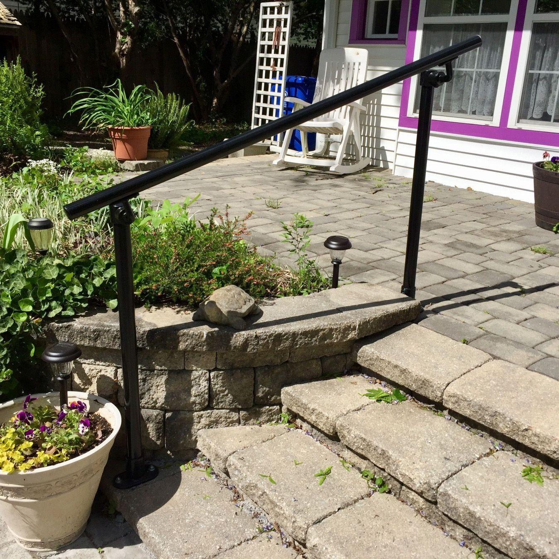 Signature Offset Simple Rail Handrail