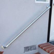 Classic Wall Mount ADA Simple Rail Handrail