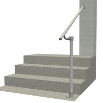 Hybrid 518/C58 - Surface & Wall Mount Railing