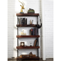 Stand Alone Tiered Shelf