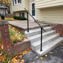 Classic Limited Simple Rail Handrail