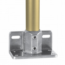 L69 - Railing Flange w/ Toe Board Adapter