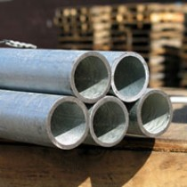 Bundled Galvanized Schedule 40 Pipe