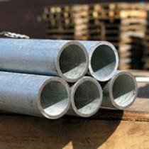 Bundled Galvanized Schedule 40 Pipe
